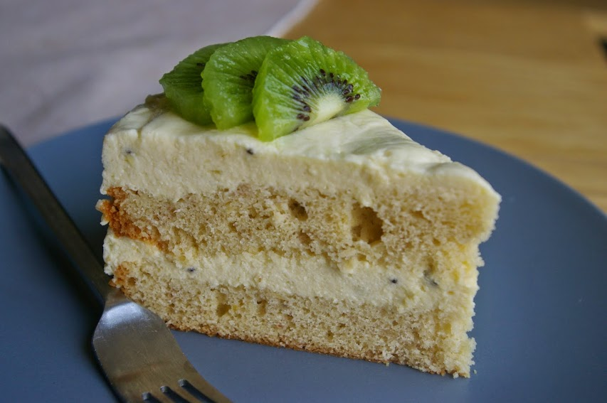 Лека торта без блат