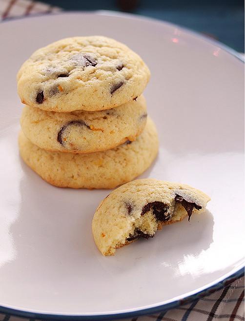 Бисквити с шоколадов крем