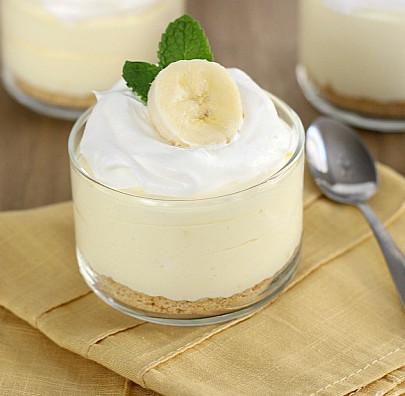 Вкусен бананов сладолед